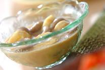 豆乳コーヒー白玉