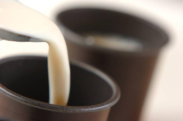豆乳プリン・フレッシュイチゴソースの作り方の手順2