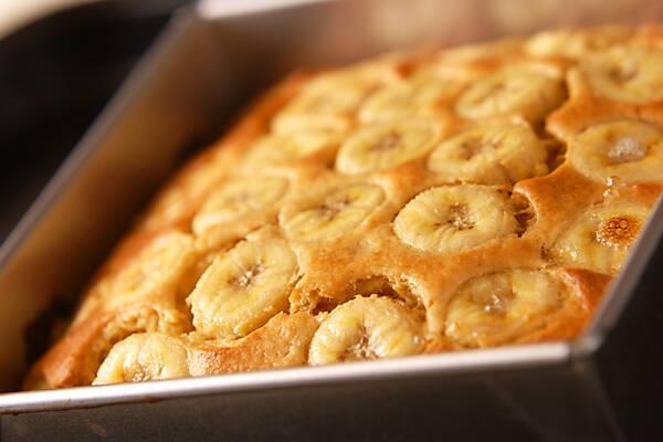 バナナブレッドの作り方の手順12