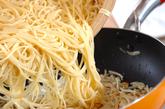 松の実のペペロンチーノの作り方2