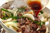 牛肉の中華炒めの作り方3