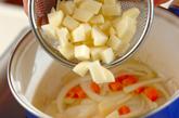 ブロッコリーのスープの作り方1