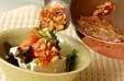 キムチ豆腐サラダの作り方3