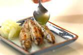 焼きニギスの甘酢浸しの作り方3