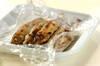 焼きニギスの甘酢浸しの作り方の手順2