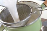 酒粕ミルクの作り方4