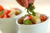 トマトアボカド長芋の塩麹マリネの作り方3