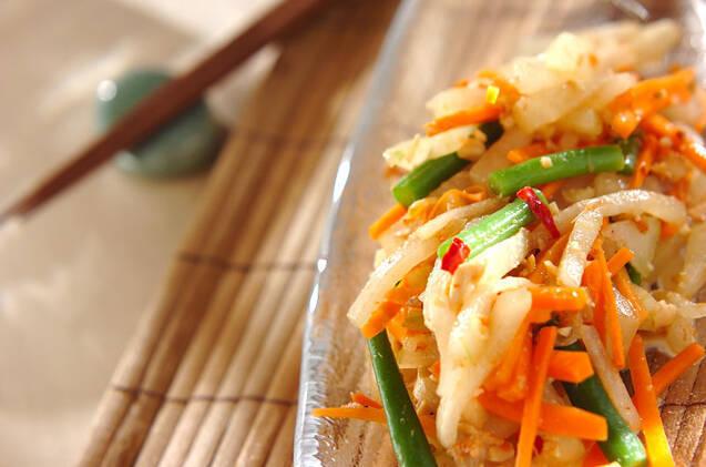 簡単絶品な冬瓜サラダレシピ10選!さっぱり系とこくうま系をチェックの画像
