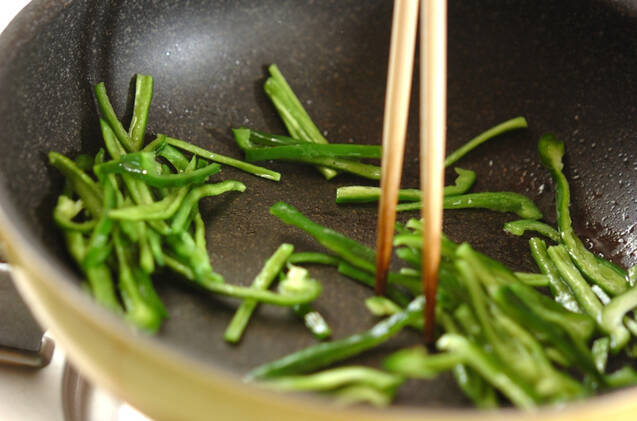 豚の黒糖ショウガ焼きの作り方の手順4