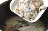 カキのピリ辛炒めの作り方4
