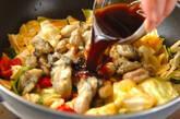 カキのピリ辛炒めの作り方5