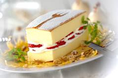 たまごのシートケーキ