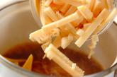 タケノコの佃煮の作り方1