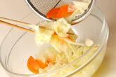 キャベツの甘酢の作り方3