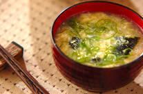 のりたまスープ