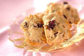 小豆きな粉クッキー