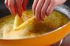 クレープシュゼットの作り方の手順10