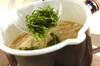納豆とエノキのみそ汁の作り方の手順5