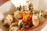ゴロゴロ根菜のゴマ和えの作り方3