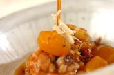鶏肉と栗の甘辛煮の作り方3