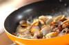 アサリのバター蒸しニンニク風味の作り方の手順4
