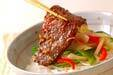 カルビ丼の作り方4