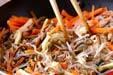 ゼンマイご飯の作り方1