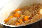 豚肉ジャガの作り方4