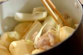 豚肉ジャガの作り方1