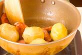 ポテトのチーズ炒めの作り方2