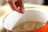 ハマグリのスープの作り方2
