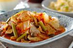 豚キム肉豆腐