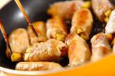 サツマイモの豚肉巻きの作り方3