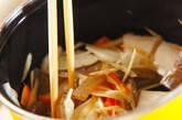 たっぷりけんちん汁の作り方5
