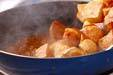 揚げジャガの中華風の作り方10