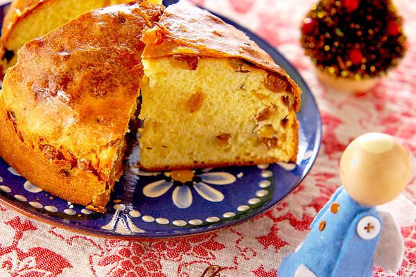 クリスマスの伝統菓子「パネトーネ」って?絶品レシピもご紹介します♪