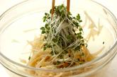 せん切りジャガイモのサラダの作り方2