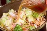 海鮮中華丼の作り方2