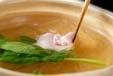 シンプル常夜鍋の作り方1