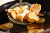 バター風味のおさつチップの作り方1