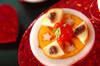 トマト&チーズカナッペの作り方の手順