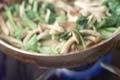 こっくりキノコ丼の作り方3