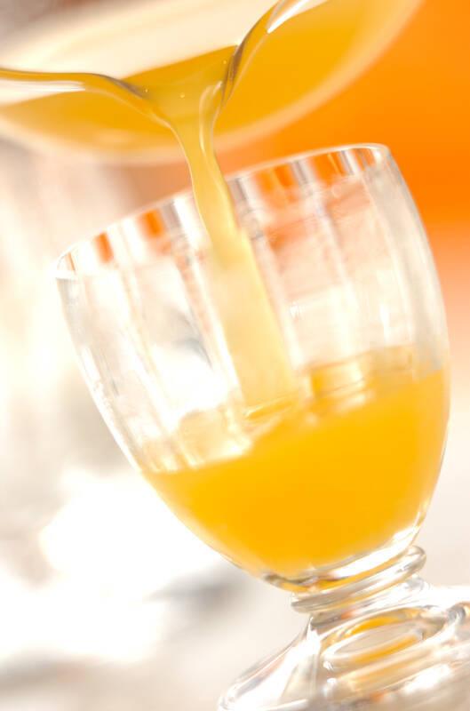 オレンジ・チョコの作り方の手順3