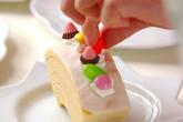 トッピングケーキの作り方5