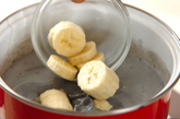 白キクラゲの美肌デザートの作り方1