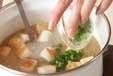 豆腐のおろし汁の作り方2