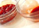 イチゴワッフルの作り方2