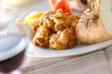 鶏のハーブ揚げ
