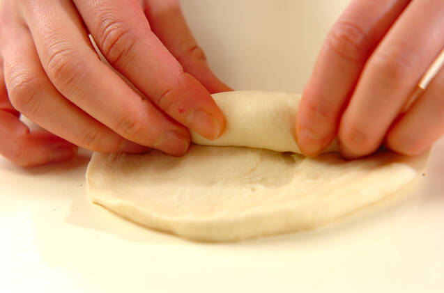 懐かしい給食の揚げパンの作り方の手順7