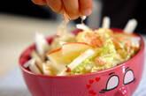 白菜サラダの作り方5